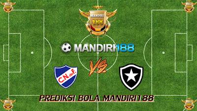 AGEN BOLA - Nacional Montevideo vs Botafogo RJ 7 Juli 2017
