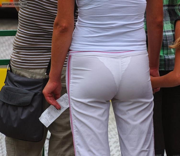 кричала, стринги фото просвечивающие штаны всякие