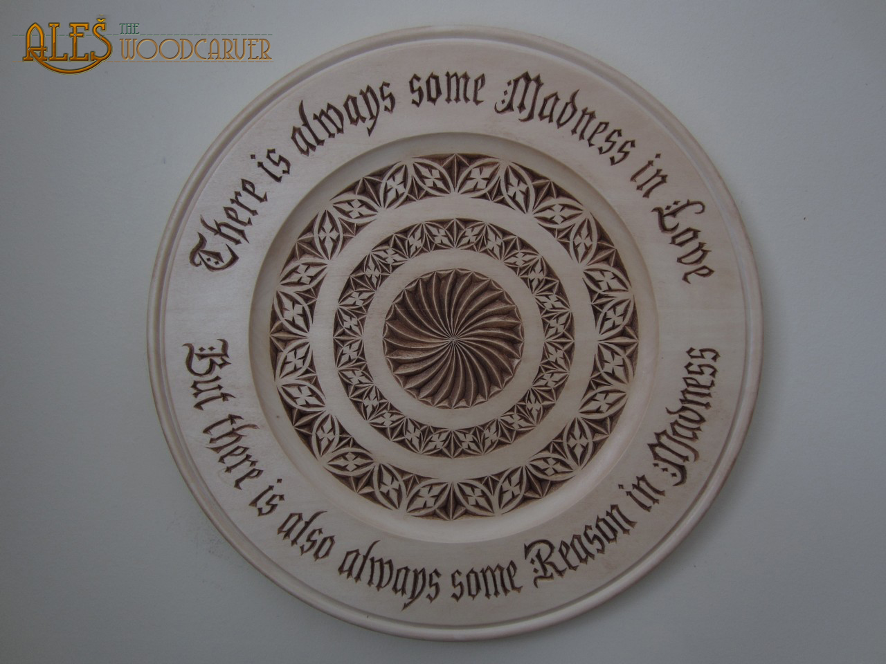 Ales the woodcarver more nietzsche and stokowski plates