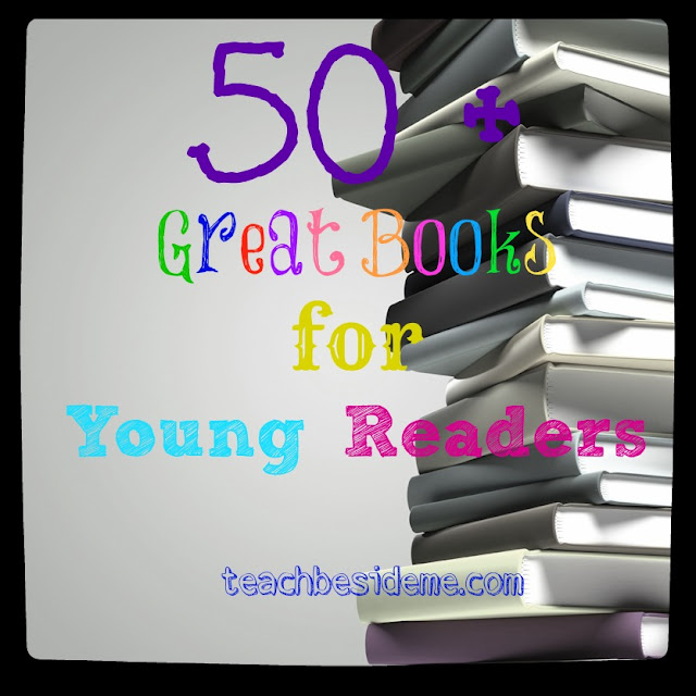 chapter books for early readers