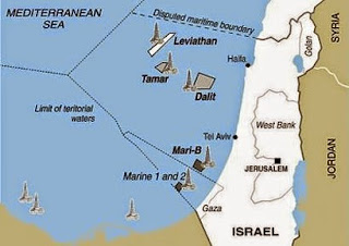 Israeli Air Force Hits Hamas Underground, Naval Targets in Gaza Strip
