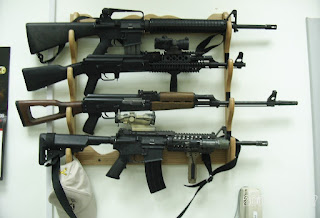Κάτι ετοιμαζόταν: 1000+ αυτόματα όπλα στην Αρτέμιδα - Kαι ολοκαίνουργια Μ16 & M4;