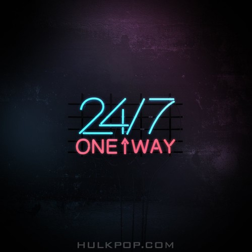 Oneway – 24/7 (Feat. BASH) – Single