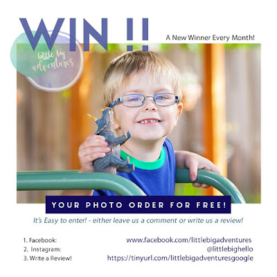 win a full refund on your kinder photography package