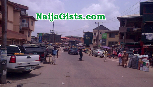 wife beheads husband iyana ipaja lagos