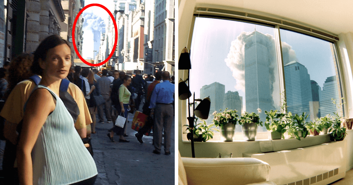 18 Rare Historical 9/11 Photos That You Most Possibly Haven't Seen Before