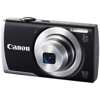 Canon Powershot A2600 – 16 MP