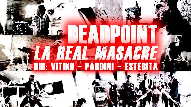 Deadpoint - ¨La real masacre¨ - Videoclip - Dirección: Vitiko - Pardini - Estebita. Portal del Vídeo Clip Cubano