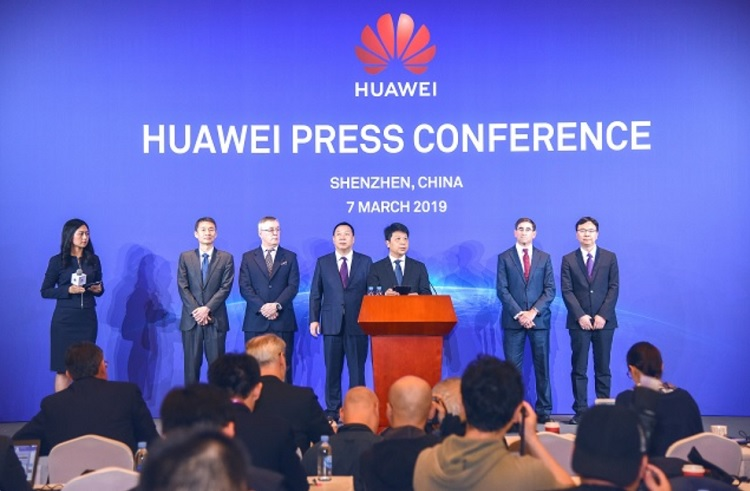 Huawei vs U.S.