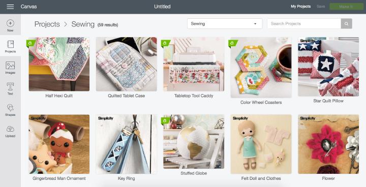Make creative sewing projects with the Cricut Maker Machine #CricutMade #CricutMaker