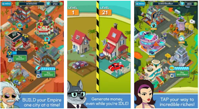 Taps to Riches MOD Apk For Android