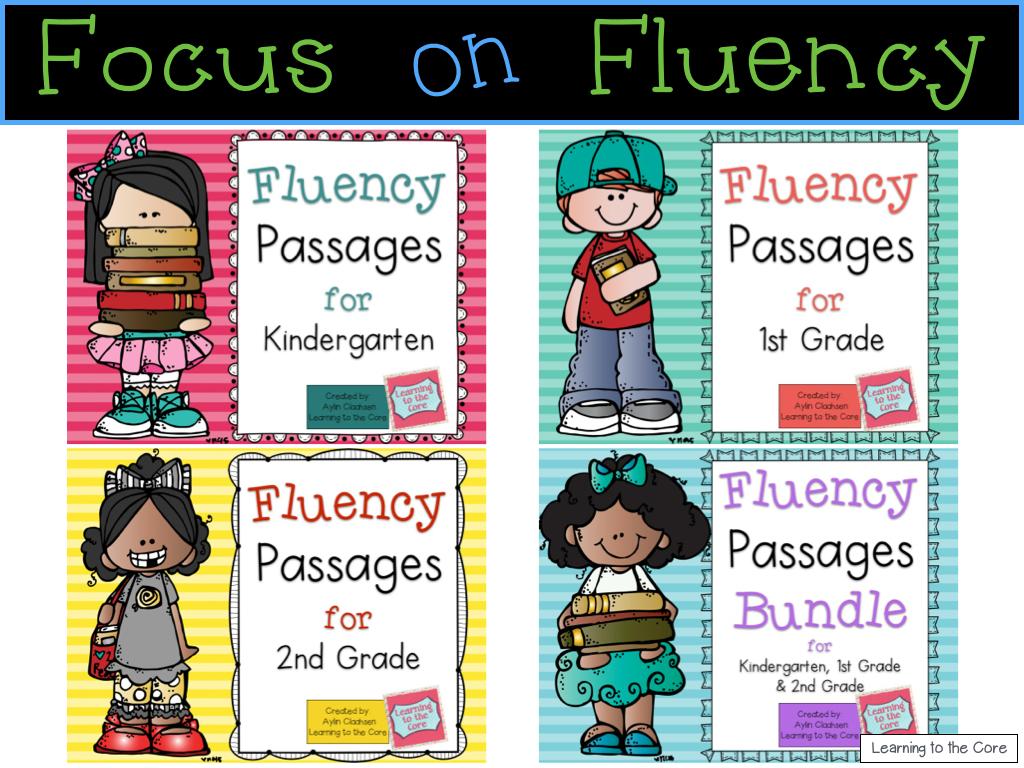 Fluency Fun