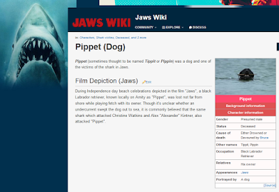 http://jaws.wikia.com/wiki/Pippet_(Dog)