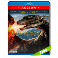 Dragonheart 4: Corazón de fuego (2017) BRRip 720p Audio Dual Latino-Ingles