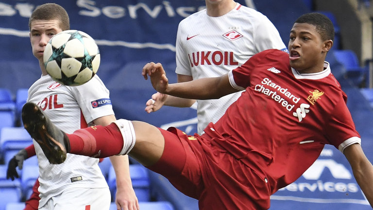 SPORTS NEWS: Liverpool to reader complaints to UEFA over racist abuse aimed at Rhian Brewster in Spartak Moscow tie