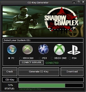 Shadow Complex Remastered Key Generator (Free CD Key)