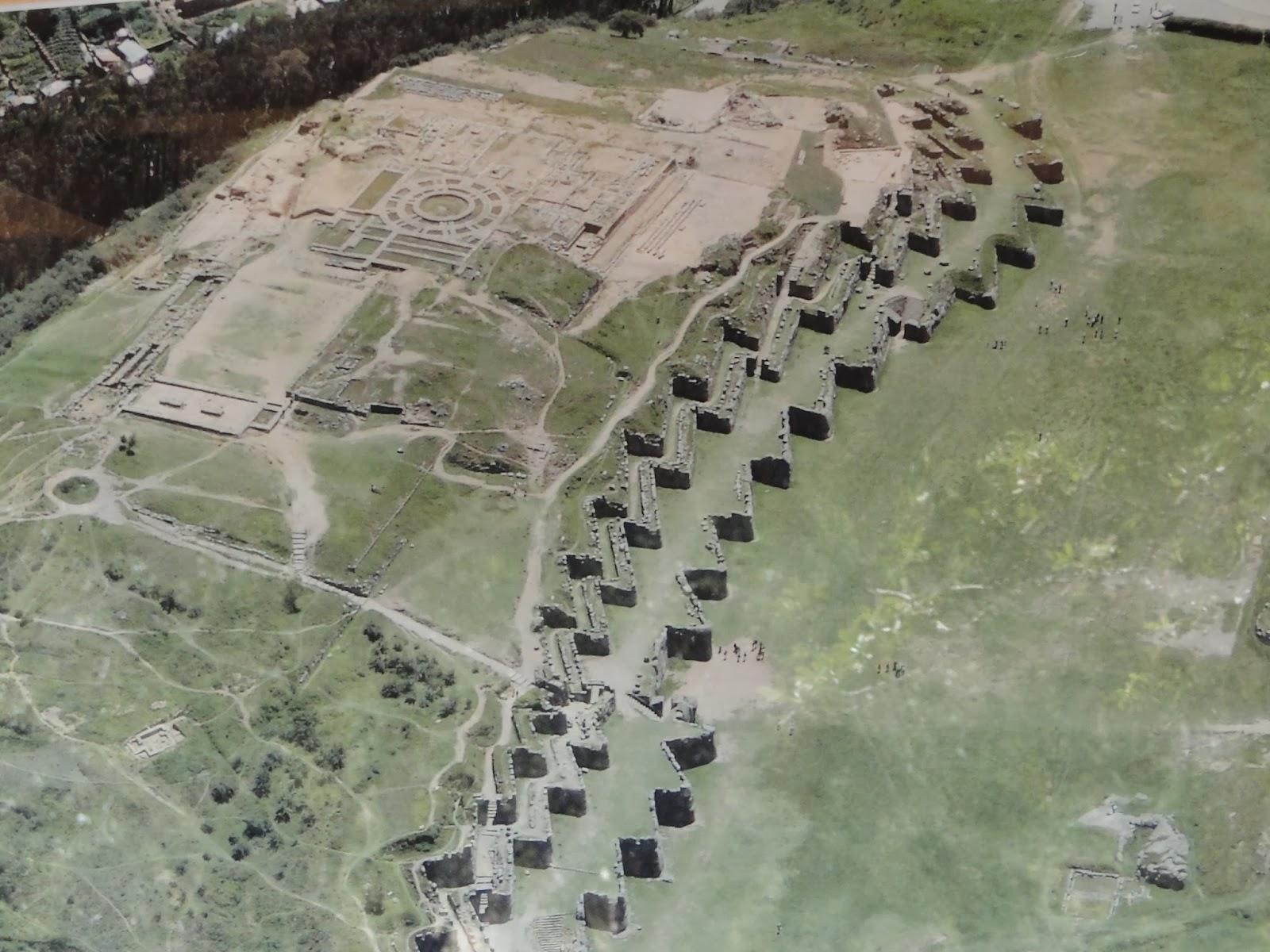 SACSAYHUAMÁN, Q'ENQO, PUKAPUKARA, TAMBOMACHAY, SANTUÁRIO COCHAHUASI, PISAC - Cusco, Peru