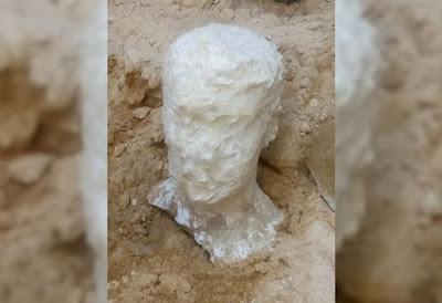 Ditemukan Peti Mati Mesir Misterius Ukuran Raksasa, Apa Isinya?