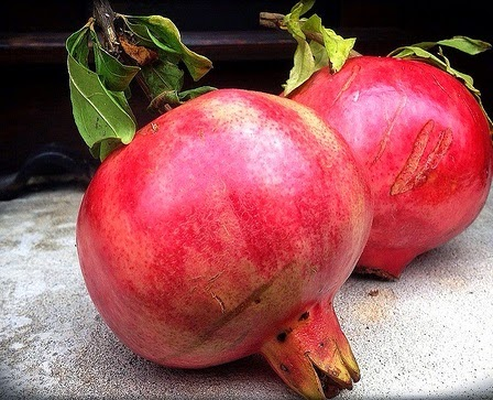 Wonderful Pomegranates