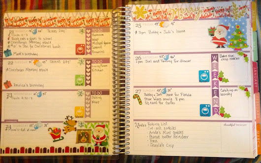 My New Erin Condren Life Planner
