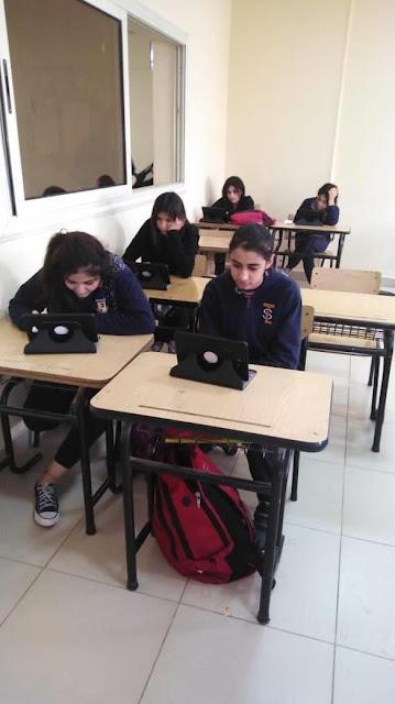السيستم يسقط في أول اختبار إلكتروني لأولى ثانوي.. حضر الطلاب وغاب الامتحان 20190324150936594