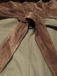 "Engineered Garments ""Highland Parka"" Fall/Winter 2016"