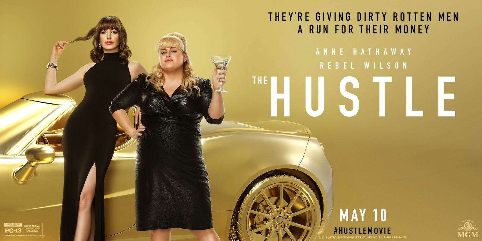 The Movie Sleuth Cinematic Releases The Hustle 2019 Reviewed