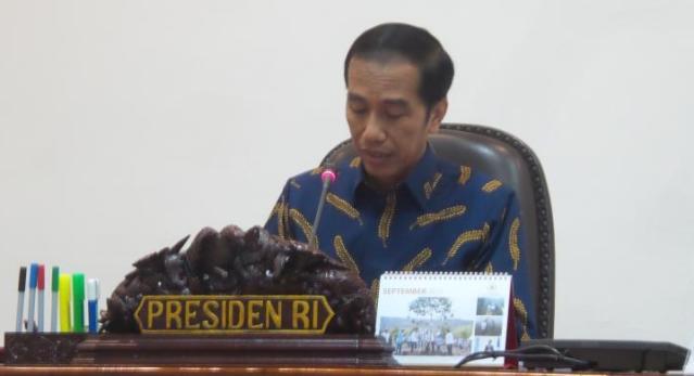 Jokowi Minta Nilai Tukar Rupiah Diukur Juga Pakai Yuan