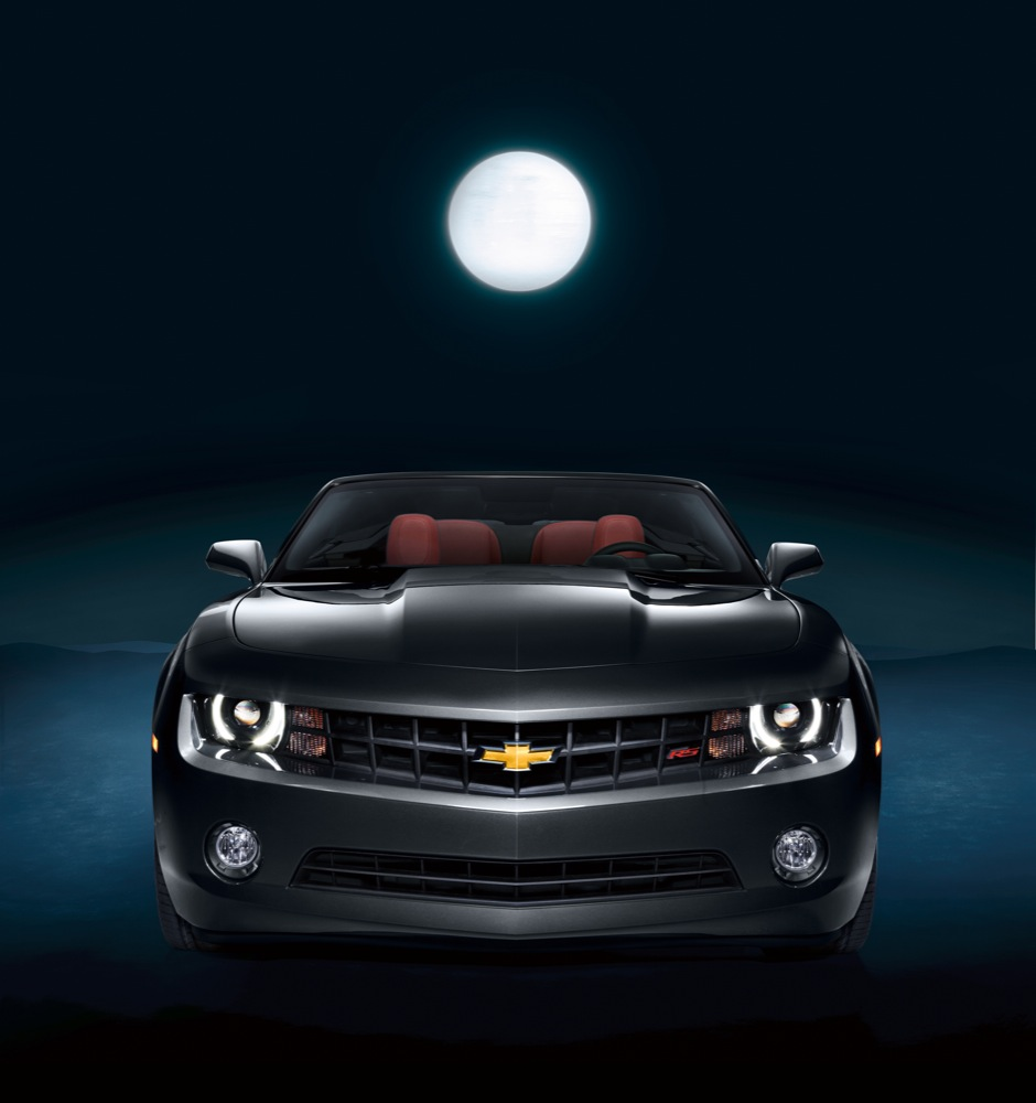 Chevrolet Car Wallpaper: WallpapersKu: Car Wallpapers : Chevrolet Camaro