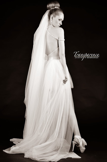 "Wedding Collection ""TRANSPARENCE"" By Jackelin Ccorahua"