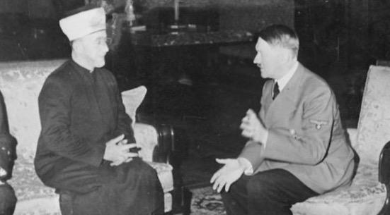 Hubungan Adolf Hitler Dengan Mufti Besar Palestin