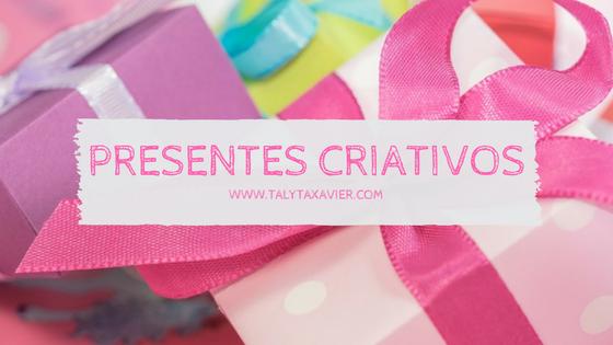 Dicas de presentes criativos - Desvendando Segredos com