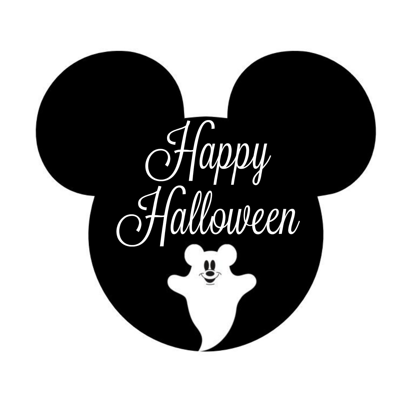 7 Kids And Us Free Halloween Mickey Svg File For Cricut Users