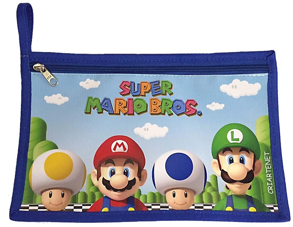 6d55e3361e Criarte em Festas  Mario Bros