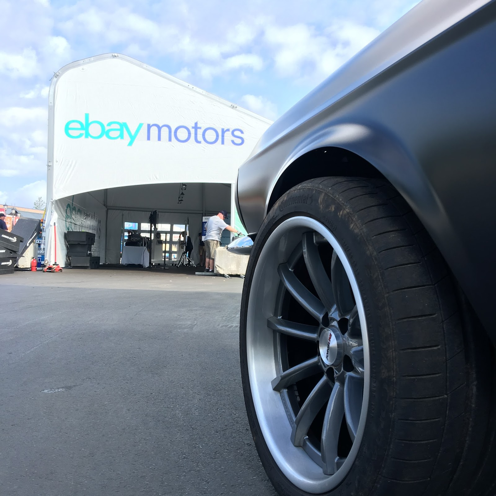 Woodward Dream Cruise with eBay Motors - TheGentlemanRacer.com
