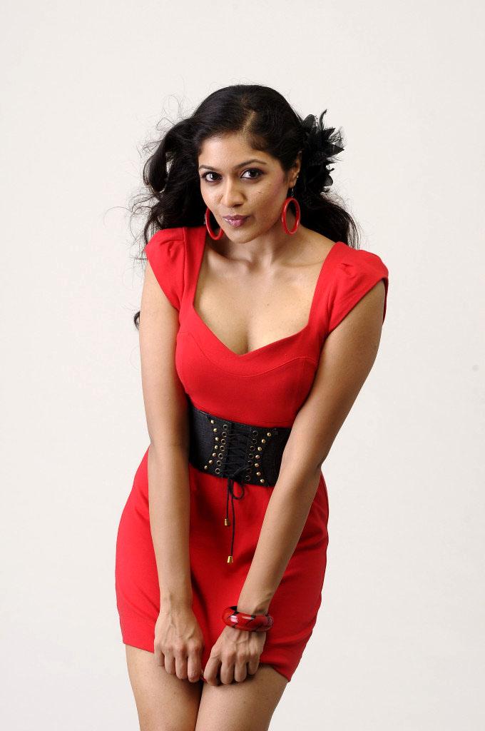 Meghana raj hot photoshoot