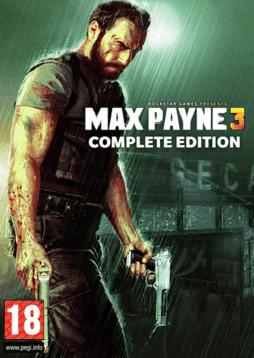 Descarga Max Payne 3 Complete Edition FitGirl Incluye todo los dlc y update 2017 hasta la fecha