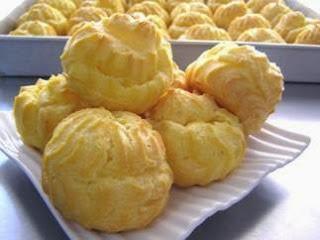 Resep Membuat Kue Sus Enak Lezat dan Lembut