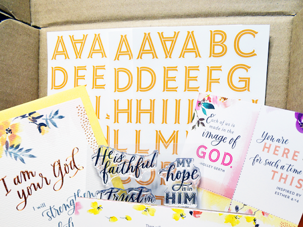 A Look Inside Dayspring's Newest Devotional Kit 'What's True About You: God's Friend' + Deal and BIG News from Dayspring
