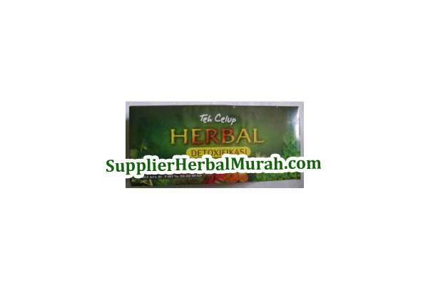Teh Celup HERBAL Detoxifikasi