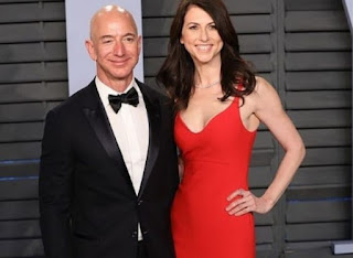 Afribest24- African's choice: TRENDING! Amazon CEO, Jeff Bezos gives