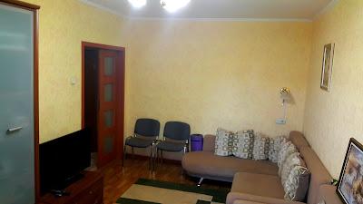 2-комнатная с ремонтом на Вечернем Бульваре, 16 на 6/9 эт. дома