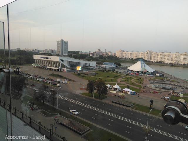 Летние путешествия. Минск
