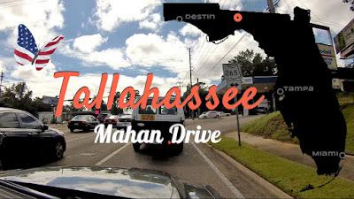 Tallahassee Mahan Drive