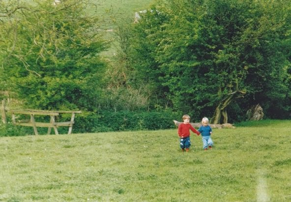 6 of my Favourite Childhood Memories
