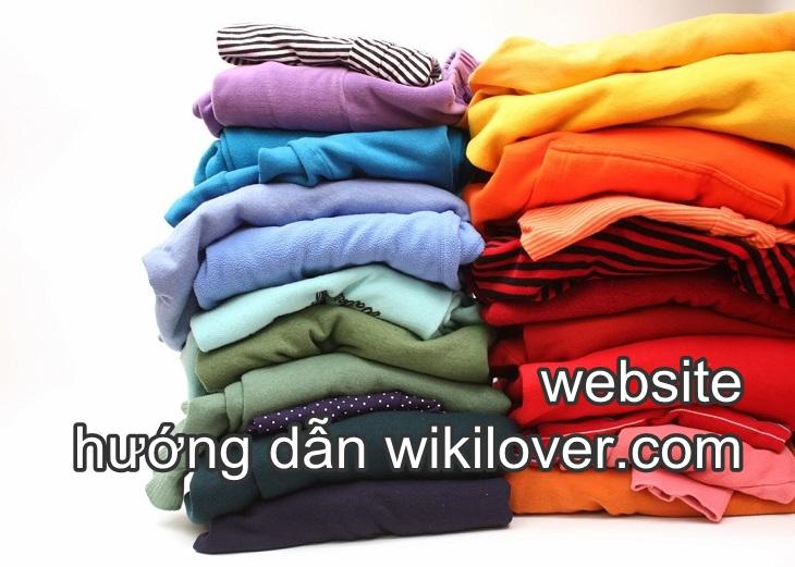 Biết cách giặt khéo quần áo sẽ không còn phai màu nữa