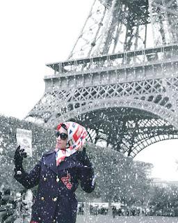 cara menambahkan salju di foto picsay pro