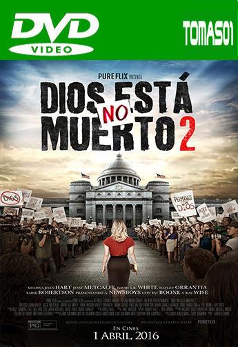 Dios No Esta Muerto 2 (2016) DVDRip