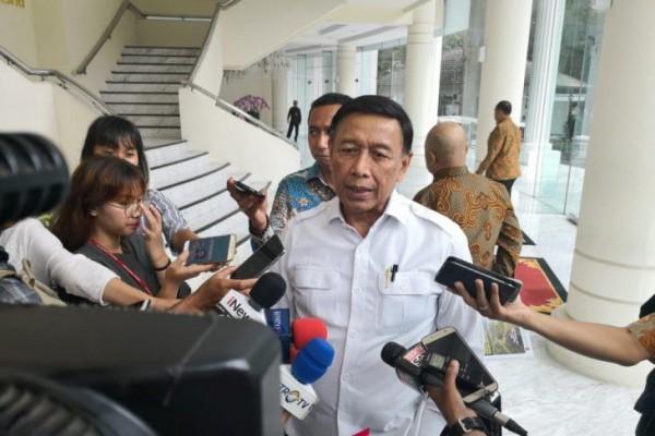 Soal Kasus Habib Rizieq, Wiranto: Itu Urusan Arab