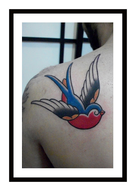 SWALLOW-TATTOO